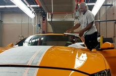 Dấu mốc chiếc Mustang thứ 10 triệu đam mê những chuyến đi dài