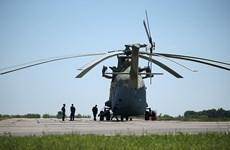 Nga bắt đầu sản xuất hàng loạt phiên bản mới của Mi-26T2 vào 2019
