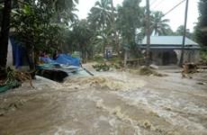 Hơn 20 người thiệt mạng do mưa lũ và lở đất ở miền Nam Ấn Độ