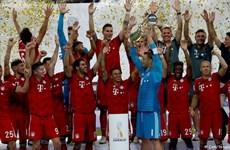 Bayern giành Siêu cúp Đức sau màn hủy diệt Eintracht Frankfurt