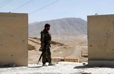 Afghanistan: Ít nhất 100 lính đặc nhiệm mất tích tại tỉnh Ghazni