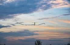 Máy bay chạy bằng năng lượng Mặt trời của Airbus lập kỷ lục