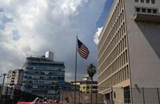 Mỹ giảm thời hạn nhiệm kỳ của các nhà ngoại giao tại Cuba