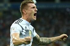 Toni Kroos tuyên bố sẽ tiếp tục thi đấu cho đội tuyển quốc gia Đức