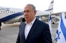 Thủ tướng Israel tới Litva tìm kiếm sự ủng hộ từ các nước Baltic