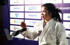 ASIAD 2018: Việt Nam lần đầu giành huy chương ở môn Ju-Jitsu