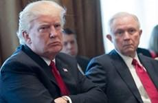 Nấc thang căng thẳng mới giữa ông Trump với Bộ Tư pháp Mỹ