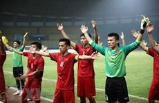 Facebook La Liga bất ngờ nhắc đến Công Phượng và Olympic Việt Nam