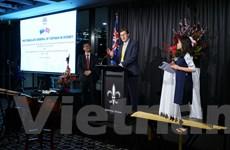 Kỷ niệm 73 năm Cách mạng tháng Tám và Quốc khánh 2/9 tại Sydney