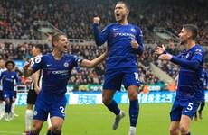 Kết quả bóng đá: Chelsea thắng nghẹt thở, Real chiếm ngôi đầu