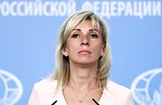 Nga chỉ trích các lệnh trừng phạt của Mỹ làm tổn hại đối thoại 2 nước