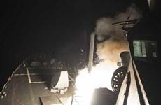 Nga: Có dấu hiệu chứng tỏ Mỹ đang chuẩn bị không kích Syria