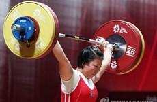 Vận động viên Triều Tiên mang đến hình ảnh mới trên đất Indonesia