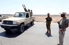 Libya đạt được một thỏa thuận ngừng bắn tại thủ đô Tripoli