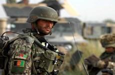 Trung Quốc hỗ trợ chống khủng bố và quốc phòng của Afghanistan