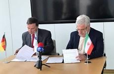 Iran và Đức tăng cường hợp tác trong lĩnh vực bảo hiểm