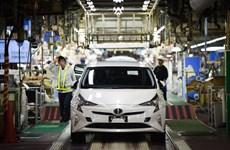 Toyota thu hồi hơn 1 triệu xe trên toàn cầu do lỗi kỹ thuật