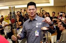 Indonesia: Khởi động hành trình rước đuốc Asian Para Games 2018