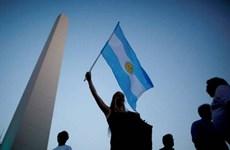 Nhiều người lo ngại kinh tế Argentina sớm ở bên bờ vực vỡ nợ
