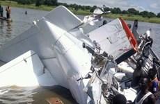 Thông tin mới về vụ rơi máy bay khiến nhiều người chết ở Nam Sudan