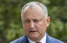 Tổng thống Moldova Igor Dodon nhập viện vì tai nạn giao thông