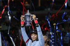 Hạ gục Serena Williams, Naomi Osaka lần đầu tiên vô địch US Open