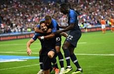 Kết quả Nations League: Pháp hạ Hà Lan, Eriksen khiến Bale lu mờ
