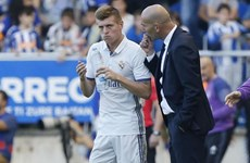 Zidane mang 4 ngôi sao về Manchester United khi thế chỗ Mourinho?