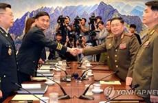 Hai miền Triều Tiên tiến hành Hội đàm quân sự cấp chuyên viên