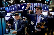 Phần lớn thị trường chứng khoán tại Mỹ và châu Âu tăng điểm