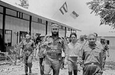 Kỷ niệm 45 năm Chủ tịch Fidel thăm vùng giải phóng miền Nam Việt Nam