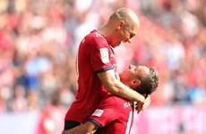 Kết quả bóng đá: Bayern độc chiếm ngôi đầu, Barca và Real gặp khó