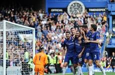 Premier League: 'Ông lớn' đua nhau thắng, Chelsea lên ngôi đầu