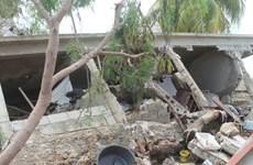 Campuchia: 5 người thương vong trong vụ sập nhà ở Siem Reap