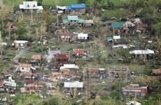 Philippines: 49 người đã thiệt mạng do siêu bão Mangkhut