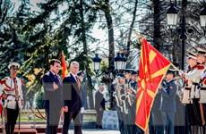 Bộ trưởng Quốc phòng Mỹ thăm Macedonia, ủng hộ đổi tên nước