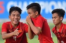 Lịch thi đấu của các đội tuyển bóng đá Việt Nam trong ngày 21/9