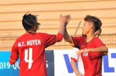U16 nữ Việt Nam nối dài mạch thắng tại vòng loại U16 châu Á