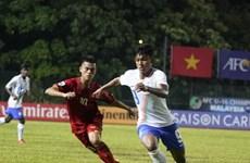 U16 Việt Nam bại trận trước U16 Ấn Độ trong ngày ra quân