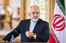 Iran khẳng định tiếp tục chống các biện pháp trừng phạt của Mỹ