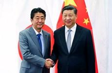Nhật-Trung tích cực chuẩn bị cho cuộc gặp thượng đỉnh song phương