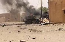 Nổ bom ở Mali, nhiều binh sỹ thiệt mạng khi làm nhiệm vụ