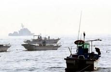 Hàn Quốc đề xuất thiết lập vùng đánh bắt cá chung với Triều Tiên