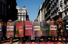 Tây Ban Nha: Tái diễn biểu tình ủng hộ Catalonia ly khai