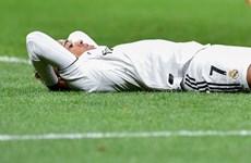 Kết quả Champions League: Real Madrid gục ngã trên đất Nga