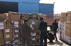 Ấn Độ triển khai chiến dịch viện trợ cho Indonesia sau thảm họa