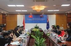Việt Nam và New Zealand thúc đẩy hợp tác ở nhiều lĩnh vực