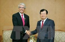 Phó Thủ tướng: Khuyến khích hợp tác giữa doanh nghiệp Việt-Pháp