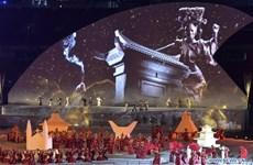Lễ khai mạc Asian Para Games 2018 hoành tráng và giàu cảm xúc