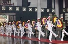 [Photo] Đoàn đại biểu các tỉnh viếng nguyên Tổng Bí thư Đỗ Mười